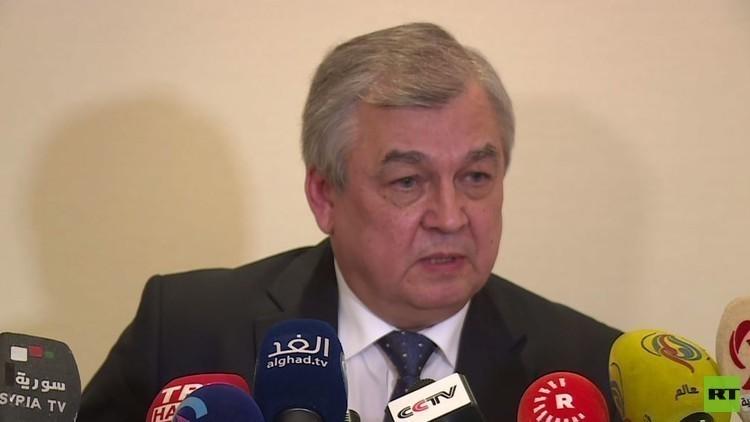إغلاق مناطق وقف التصعيد في سوريا أمام التحالف الدولي