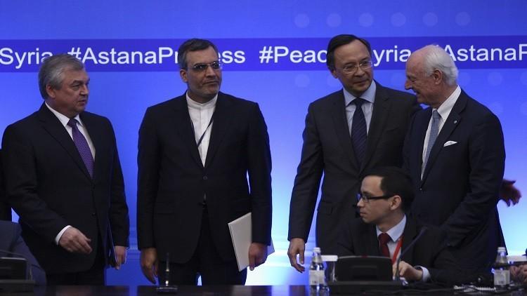اتفاقية المناطق الآمنة في سوريا تشبه