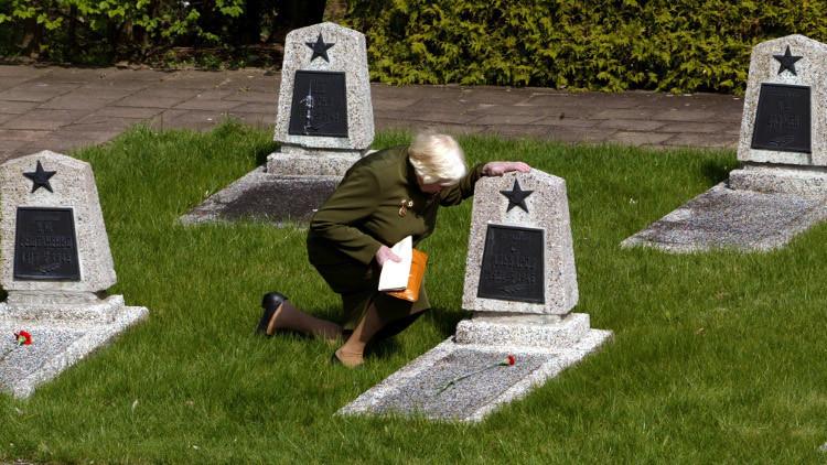 العثور على رفات حوالي 20 من الجنود السوفييت في ألمانيا