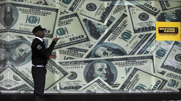 فوائد ديون الولايات المتحدة تبلغ مستوى خيالي
