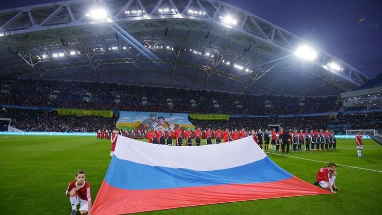 روسيا تحتفظ بالمركز 61 في تصنيف الفيفا