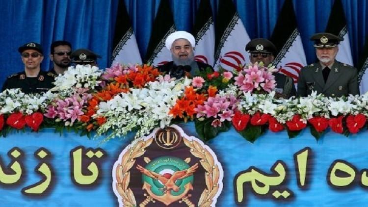 القوات المسلحة الإيرانية تنتقد الرئيس روحاني