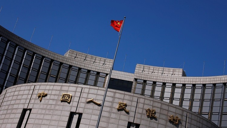 نمو احتياطيات النقد الأجنبي في الصين