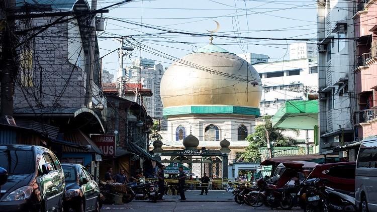 الفلبين ترجح أن يكون رجل دين شيعيا هدفا لانفجاري مانيلا