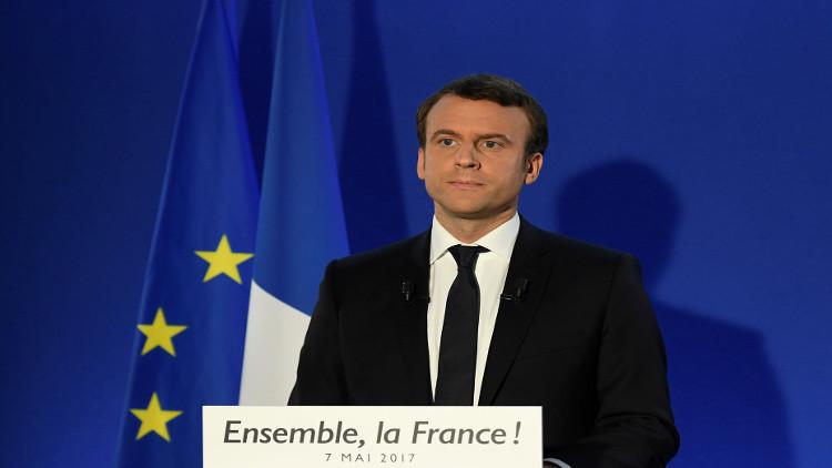 فوز ماكرون يهدئ مخاوف المهاجرين المسلمين ويبدد فكرة الطلاق مع الاتحاد الأوروبي