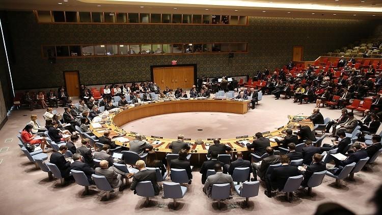 روسيا تطرح على مجلس الأمن مشروع قرار بشأن تأييد إنشاء مناطق وقف التصعيد في سوريا