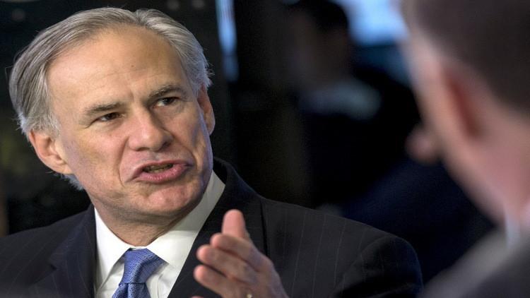 حاكم تكساس يمنع