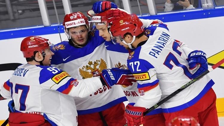 منتخب روسيا يواصل انتصاراته في مونديال الهوكي