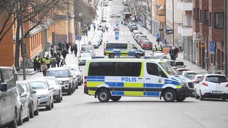 السويد.. اعتقال رجل حاول اقتحام مقر الحكومة