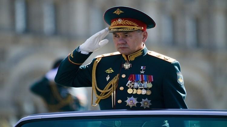 وزير الدفاع الروسي: عيد النصر يمثل رمزا لوطنية الشعب الروسي الحقيقية