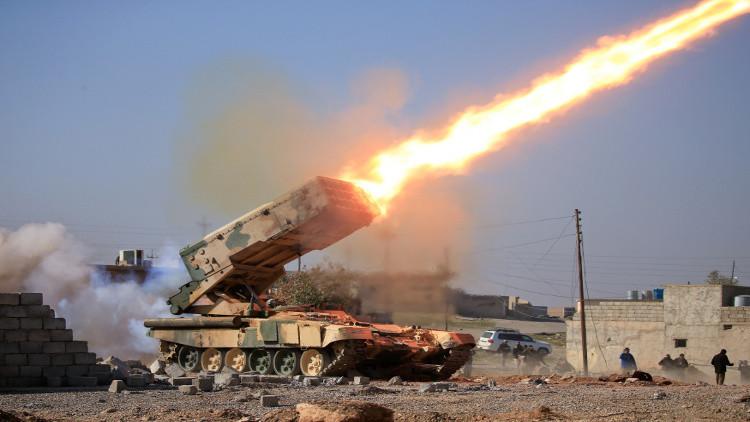 سوريا.. العراق يطلق عملية على حدودها الشرقية وتقارير إعلامية عن حشود أردنية من الجنوب