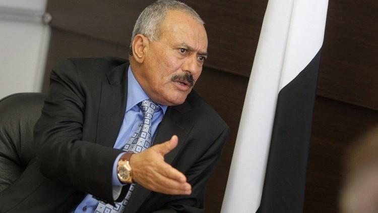 صالح يوعز بفضح الحوثيين
