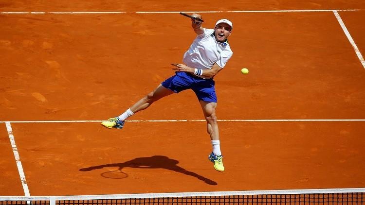 باوتيستا يودع بطولة مدريد المفتوحة
