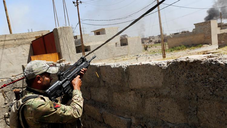 العراق.. مقتل 100 داعشي في الصحراء الغربية وتحرير حي 30 تموز بأيمن الموصل