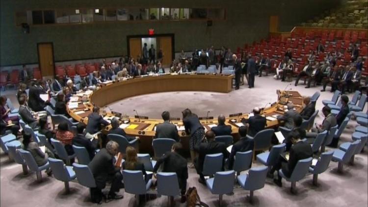 جلسة لمجلس الأمن قريبا لبحث