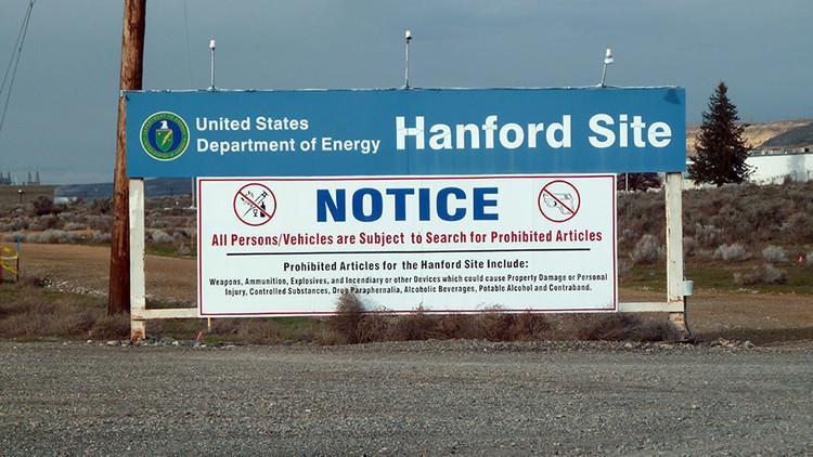 انهيار نفق قرب موقع نووي في الولايات المتحدة