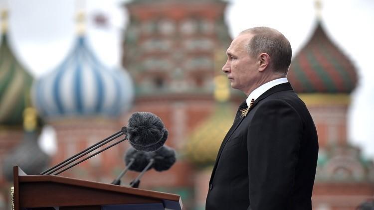 بوتين: الشعوب السوفيتية كانت مهددة بالإبادة لو لم تنتصر في الحرب
