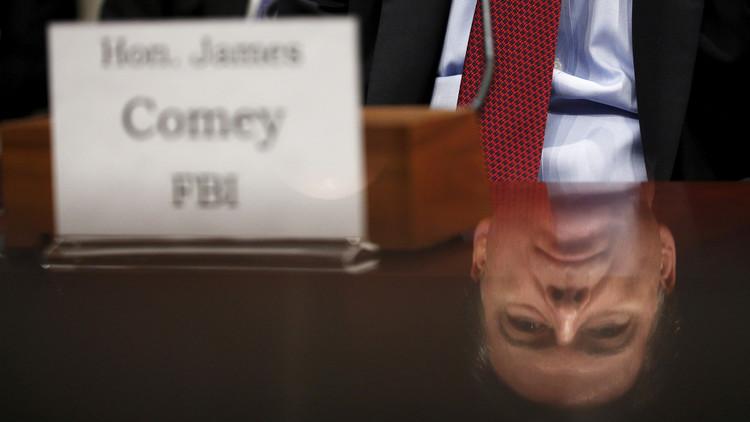 قرار ترامب أضحك مدير FBI!