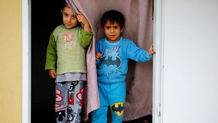 لاجئون سوريون يرفضون العودة لوطنهم!