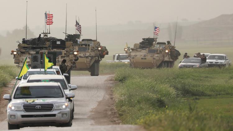 أنقرة: تسليح واشنطن للأكراد في سوريا أمر غير مقبول