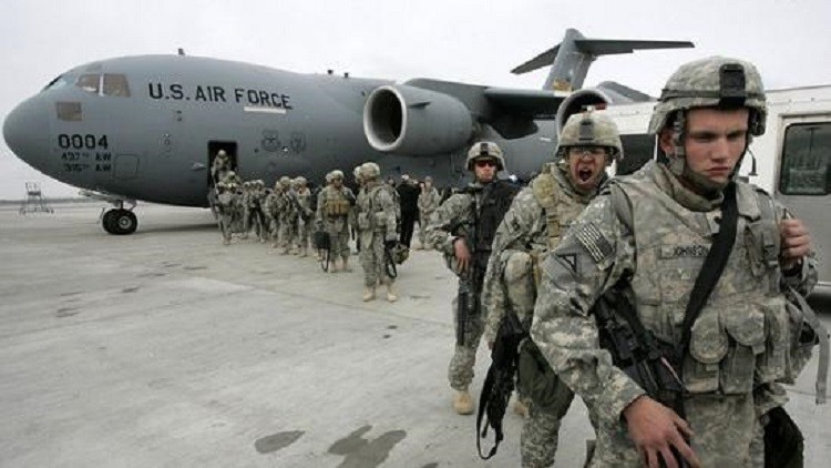 الولايات المتحدة ترسل 5000 عسكري إلى أفغانستان