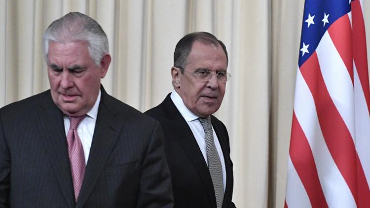 الكرملين: لافروف سيبحث مع تيلرسون مكافحة الإرهاب