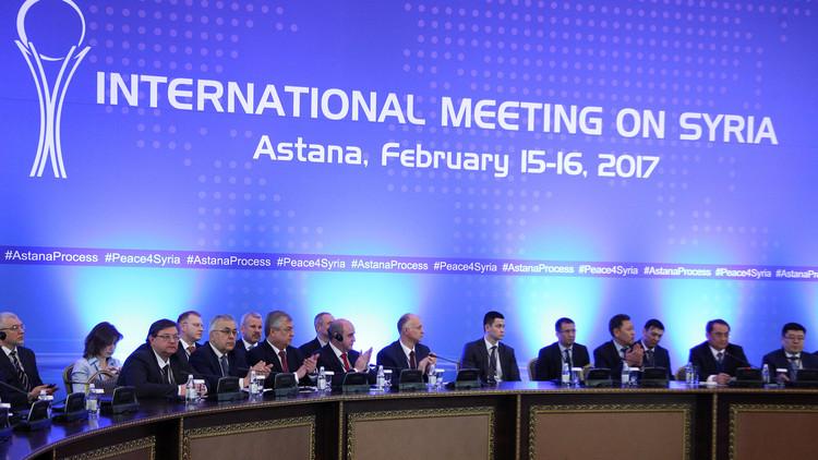 واشنطن ترفض الانضمام لمفاوضات أستانا كمشارك