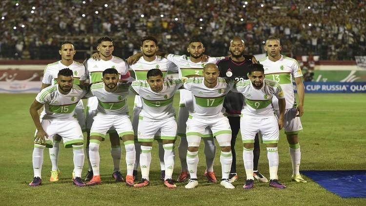 تقديم موعد مباراة الجزائر وتوغو في تصفيات أمم أفريقيا