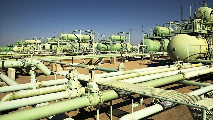 مطار حقل المسلة النفطي الليبي يستأنف نشاطه