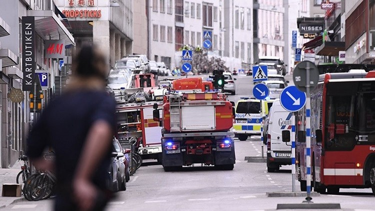 الطب الشرعي يؤكد سلامة منفذ هجوم ستوكهولم نفسيا