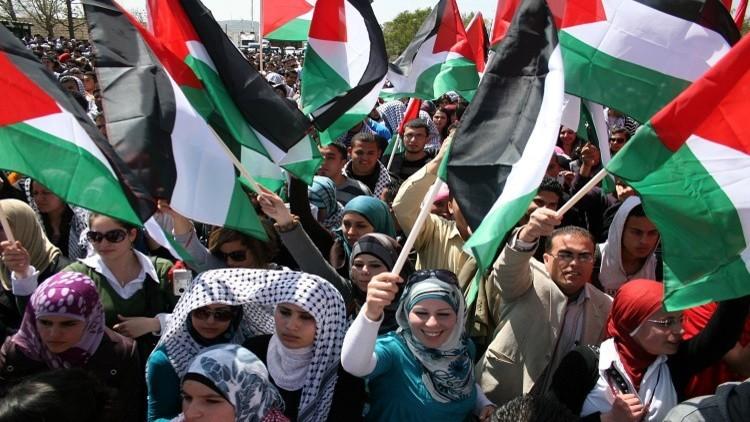 فوز حماس بانتخابات مجلس طلبة جامعة بير زيت