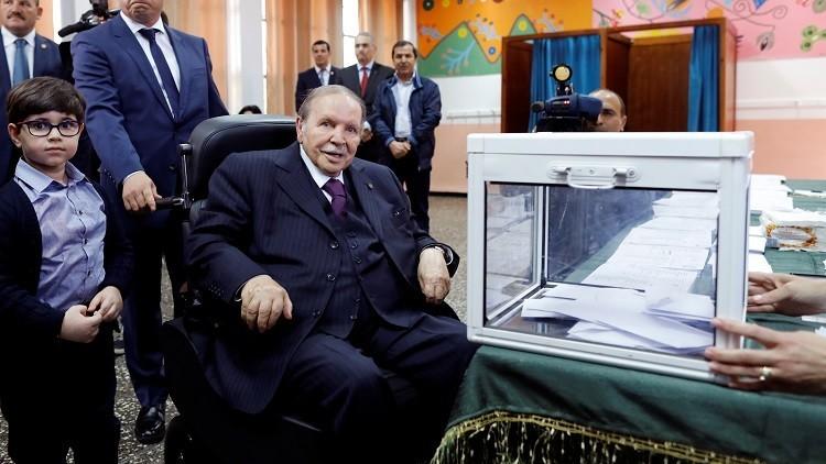 بوتفليقة يعرض على إخوان الجزائر الانضمام للحكومة