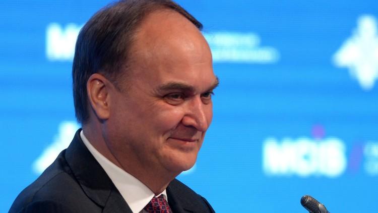 من هو السفير الروسي الجديد في الولايات المتحدة؟
