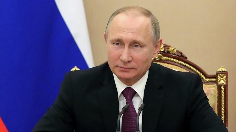 بوتين على رأس قائمة السياسيين الأكثر مصداقية في روسيا