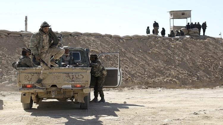 قوات سوريا الديمقراطية تستعد لدخول الرقة قريبا