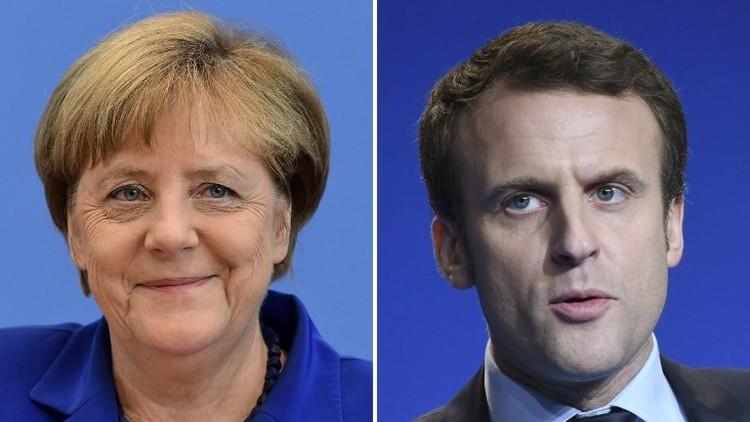 ألمانيا أول بلد يزوره ماكرون رئيسا