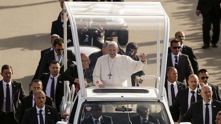 البابا فرنسيس يدعو إلى