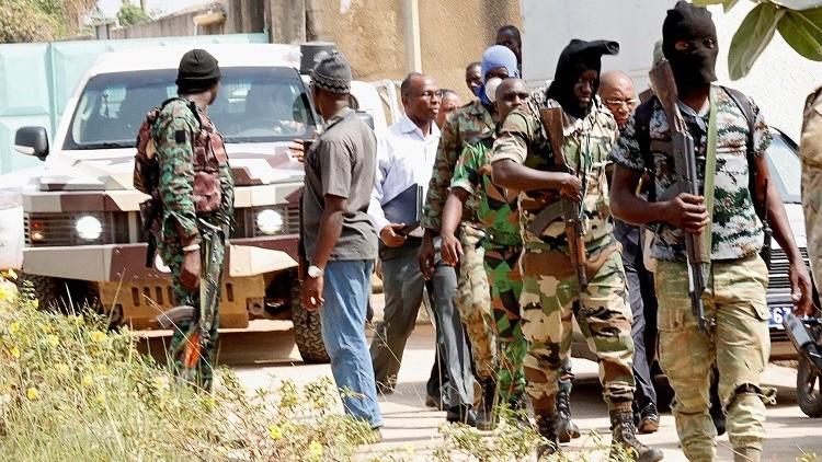 جنود متمردون يغلقون ثاني أكبر مدينة في ساحل العاج