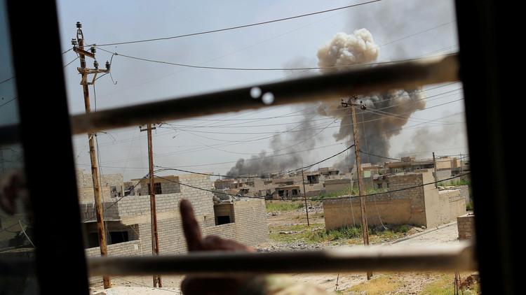 الحشد الشعبي يحرر قرى ويقترب من الحدود السورية