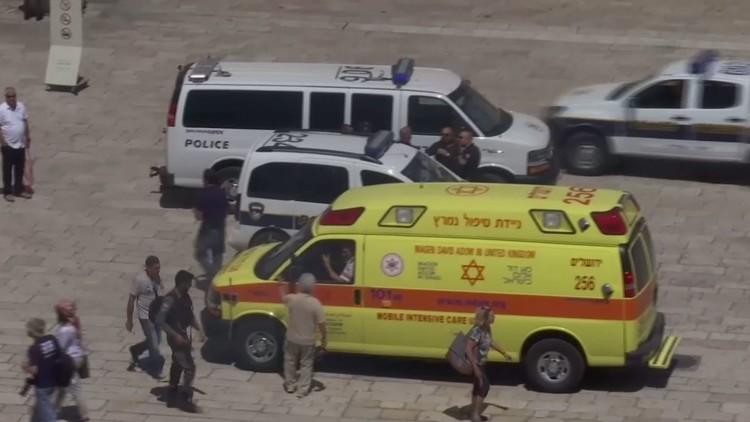 التحريات... منفذ عملية الطعن في القدس أردني