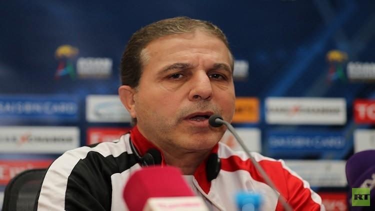 استدعاء عمر السومة لصفوف المنتخب السوري رسميا