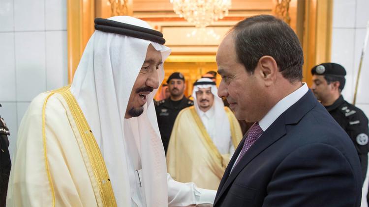 الملك سلمان يدعو السيسي لحضور القمة مع ترامب