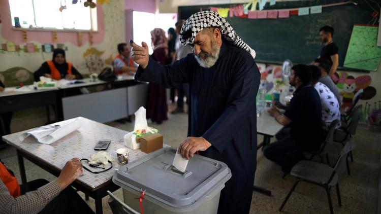 53.4 % نسبة المشاركة في الانتخابات الفلسطينية