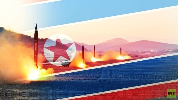كوريا الشمالية تجري تجربة باليستية جديدة