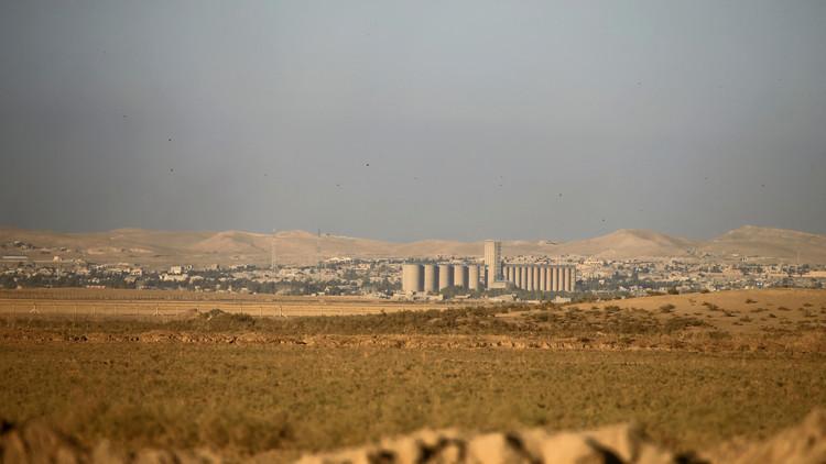 هزة أرضية تضرب العراق