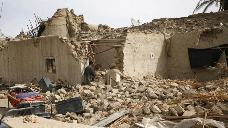 قتلى وجرحى في زلزال يضرب إيران