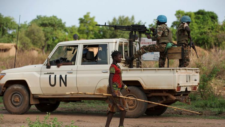 ميليشيات مسيحية تهاجم قاعدة أممية في أفريقيا الوسطى