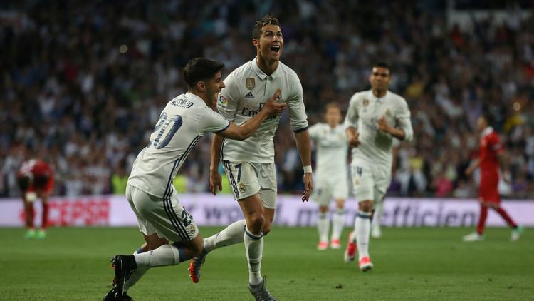 ريال مدريد يجتاز عقبة إشبيلية بـ