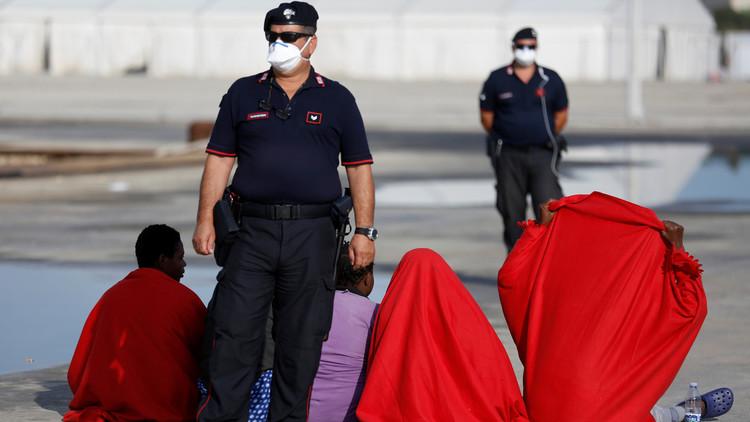 انتشال 7 جثث لمهاجرين من البحر المتوسط