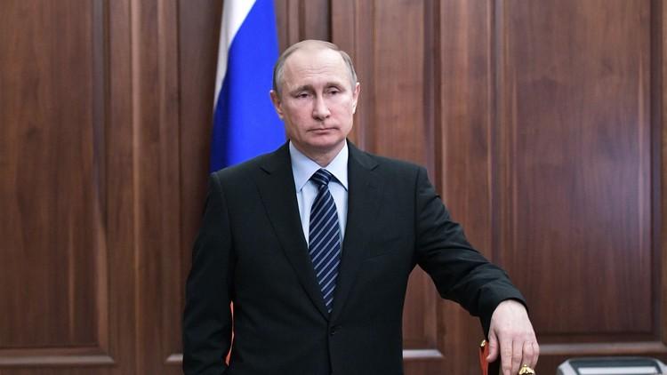 بوتين: الوقت لم يحن بعد للإعلان عن ترشحي المحتمل في انتخابات 2018